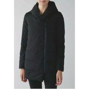 RARE LuluLemon Puffy Blanket Jacket